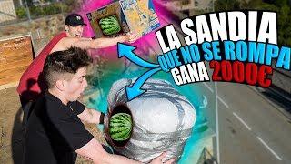 SI NO ROMPES LA SANDIA GANAS 2000€ !! ** MUY DIFÍCIL ** [bytarifa]