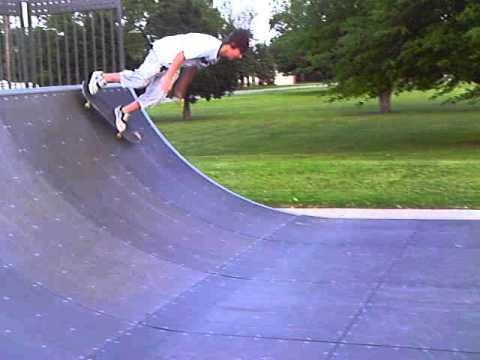 Trumann skate board park