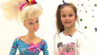 Барби учит танец Кену на 23 февраля. СУПЕР игры для девочек и видео про #Барби. Куклы TUBE GIRLS