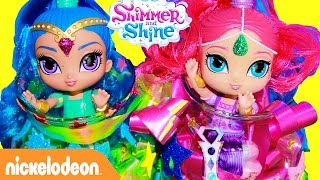 shimmer and shine dansk