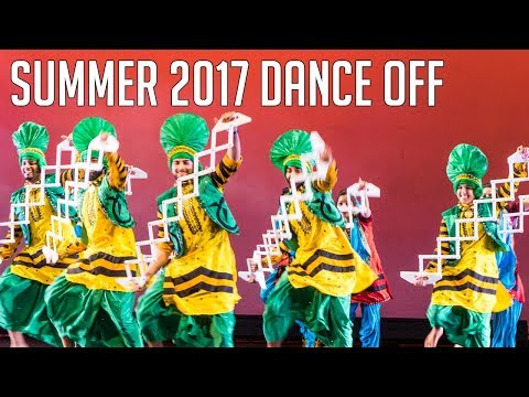 Summer 2017 Dance Off Highlights