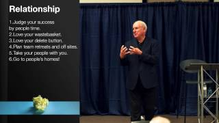 Pastor's Forum at SNU with Dr. Hans Finzel Part 2