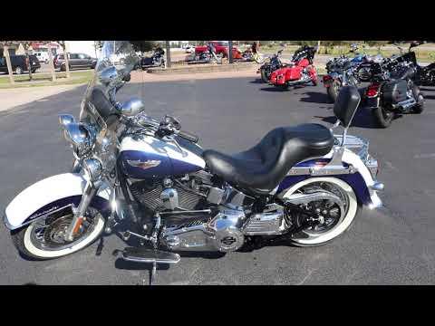 2006 Harley-Davidson Softail® Deluxe in Carroll, Iowa - Video 1