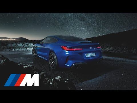 Bmw 8 Series M Coupe Купе класса A - рекламное видео 2