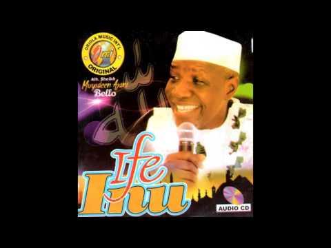 """""""Ife Inu"""" Muyideen Ajani Bello"""