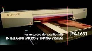 Mimaki :: Impresora Inkjet LED, UJV-160 & JFX-1631