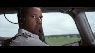 Denzel Washington - Official Clip - Flight
