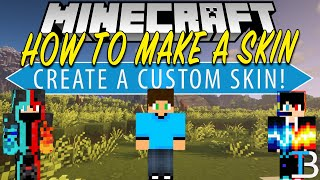 How To Make A Minecraft Skin (Create Your Own Skin In Minecraft!)