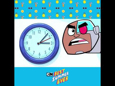 Cartoon Network Asia : Best Summer Ever Promo