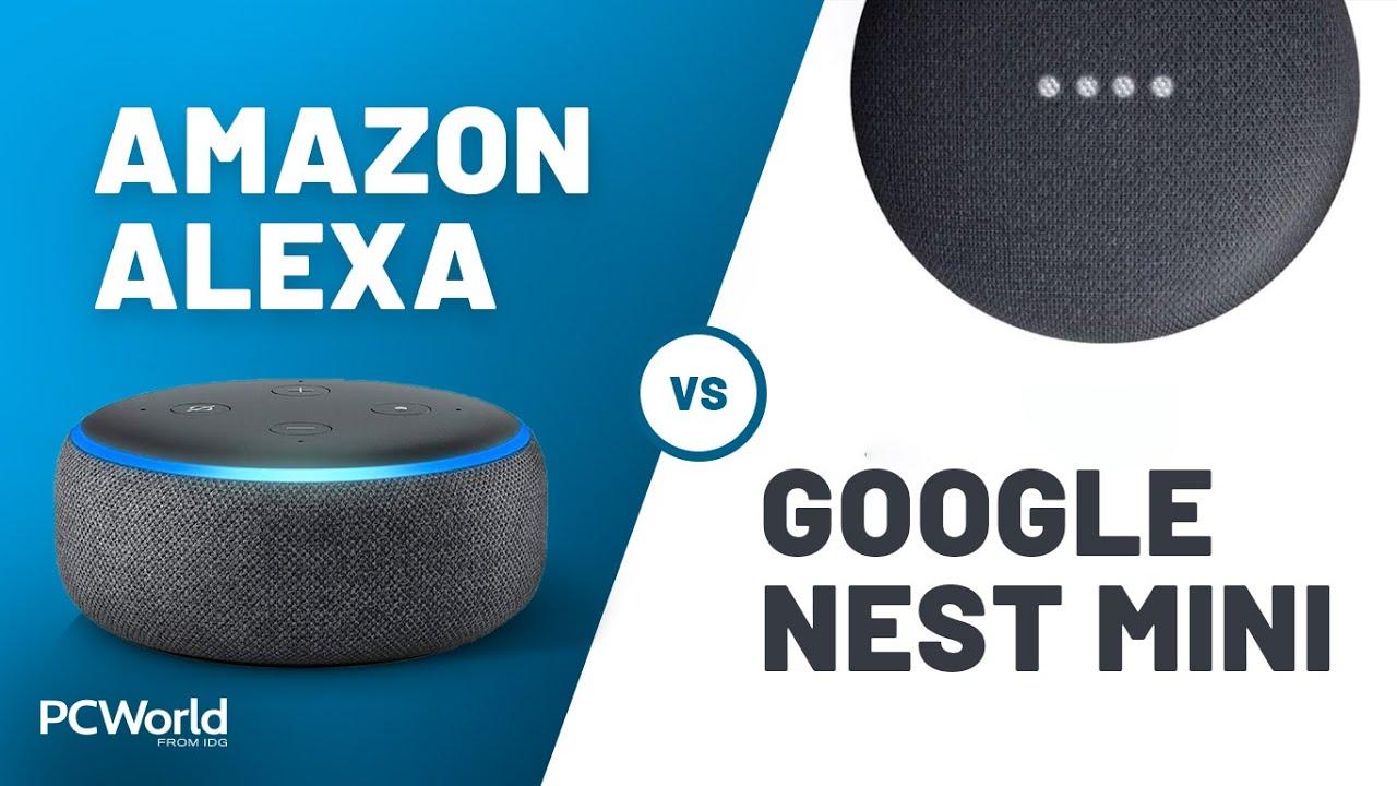Amazon Echo Dot ou Google Home: quem é melhor em português?