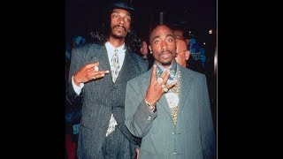 Tupac ft Snoop Dogg - Gangsta Party (2 of Amerikaz Most Wanted) REMIX