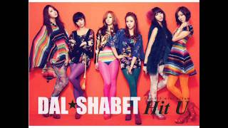 [AUDIO] Hit U - 달샤벳 (Dal★Shabet)