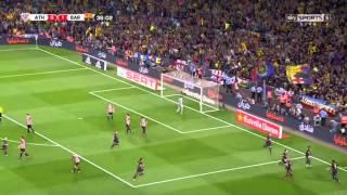 FC Barcelona Vs Bilbao 3:1 All Goals & Highlights (30/05/15) HD