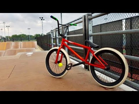 FAN BMX BIKE REVIEW PART 8 *PERFECT SETUP*