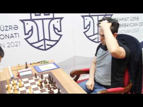 Şahmat üzrə Azərbaycan çempionatı- Naxçıvan 2021 (3-cü turdan video icmal) 1