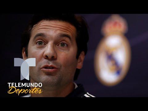 Santiago Solari deja de ser entrenador interino del Real Madrid   La Liga   Telemundo Deportes