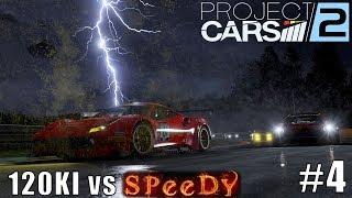 Project Cars 2 - 120KI 24h Spa GT3 mit Wetterwechsel [CH]