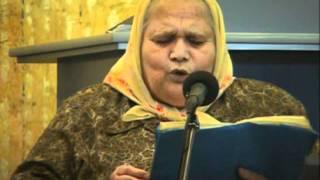 Ileana din Valcele - Sa fie rugaciunea ta (Biserica Penticostala Albini)