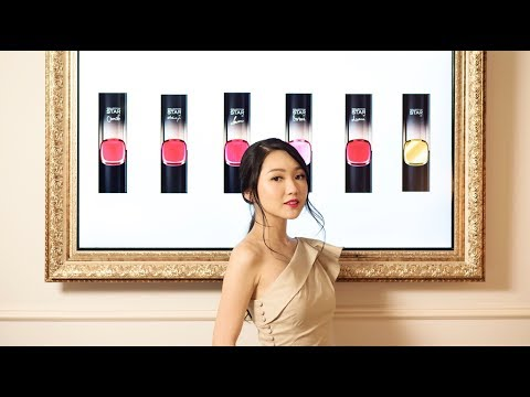 SWATCH & REVIEW: L'OREAL Gold Obsession Lipstick Collection | Chloe Nguyen