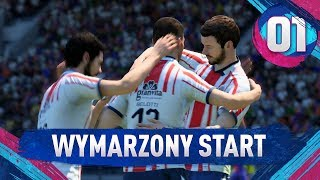 WYMARZONY START! - FIFA 19 Ultimate Team [#1]