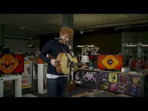 ed sheeran thinking out loud blick am abend. Black Bedroom Furniture Sets. Home Design Ideas