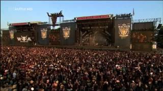APOCALYPTICA - 07.Path Live @ Wacken 2014 HD AC3