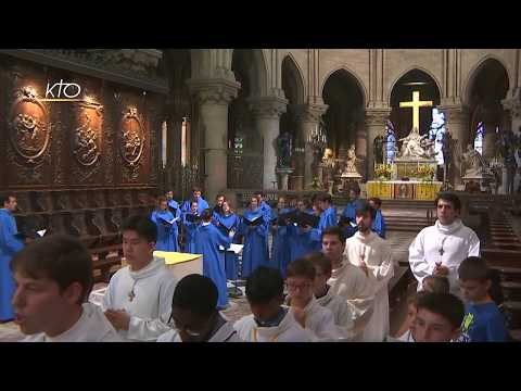 Messe du 18 juin 2017