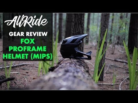 FOX PROFRAME (MIPS) HELMET REVIEW