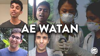 Ae Watan - A Cappella Cover by Penn Masala - YouTube