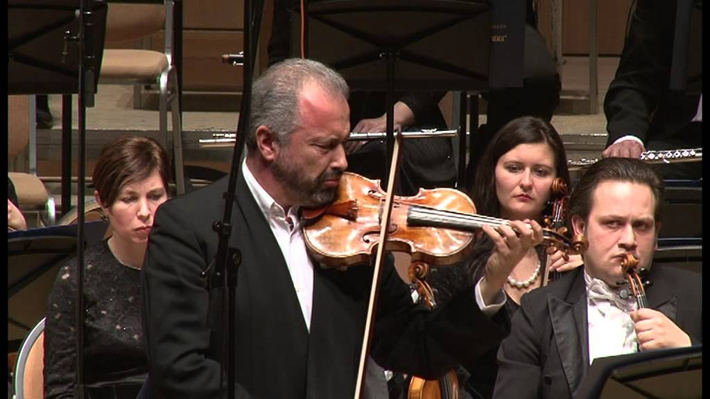 Tchaikovsky Violin Concerto – Dmitry Sitkovetsky & Moscow City Symphony