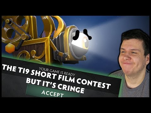 Watching TI9 Short Film Contest Entries ... They're Not Good
