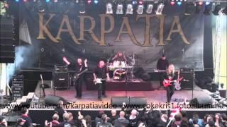 preview picture of video 'KÁRPÁTIA SZARVAS AZ ÉN HÁZAM   2013 06 04'