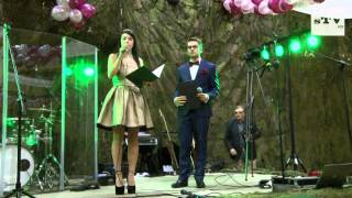 preview picture of video 'Studniowka II LO w Starachowicach 14.02.1015 sTV'