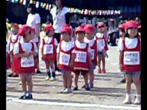 2009年7月4日運動会!in健軍小学校