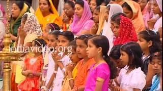 Mapranam Church in Thrissur, Kerala