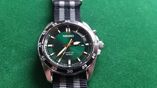 Seiko SKA 791P1 Kinetic watch update review and hands on after using the watch 6 months