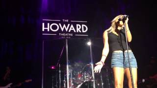 Chante Moore at The Howard Theatre