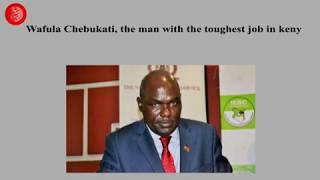 What Wafula Chebukati MUST do in the upcoming presidential repeat polls