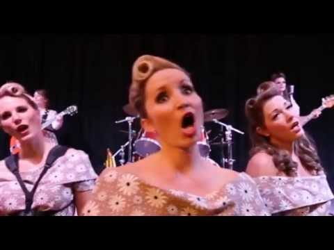 Video All Dolled Up Rock n Roll Swing Band London