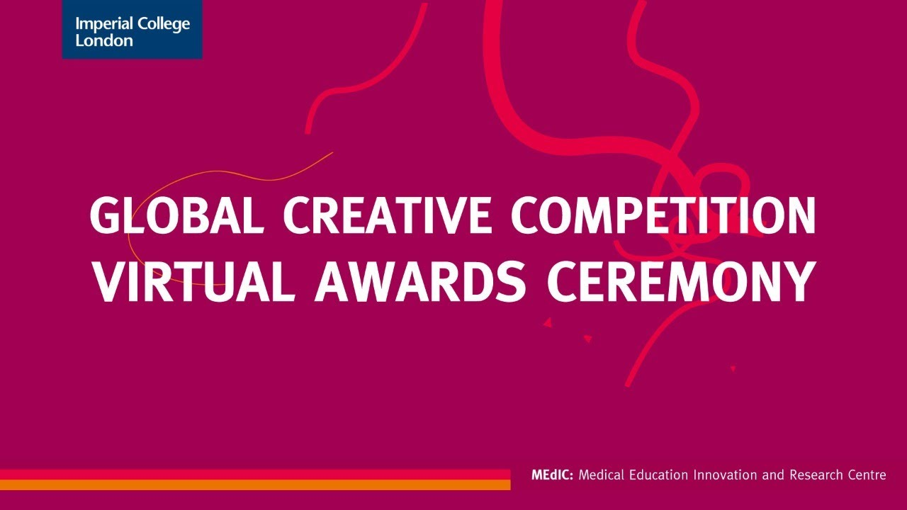 Global Creative Competition Awards Ceremony