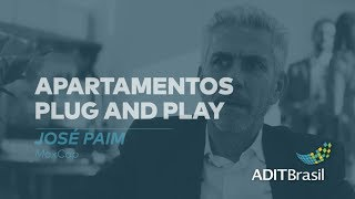 Apartamentos plug and play - José Paim