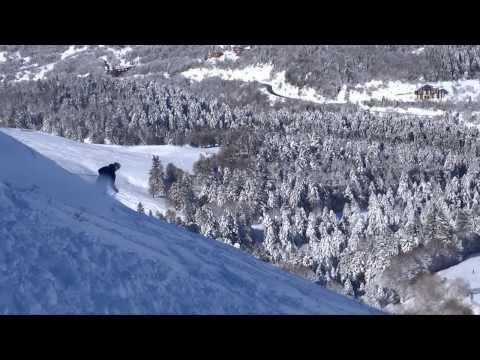 Hors pistes au Lioran vu par les djeuns   - © Auvergne Tourisme