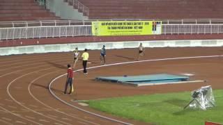 4x400m women final -  Asian Junior 2016