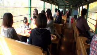 北海道観光映像釧路湿原ノロッコ号