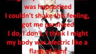 Dynamite lyrics - Christina Aguilera