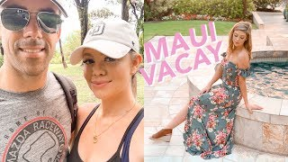 BEST MAUI VACATION EVER!!   LIFE OF MADDY VLOGS
