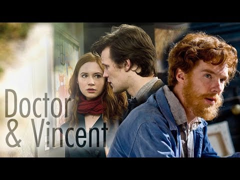 Doctor and Vincent [Doctor Who / Benedict Cumberbatch]