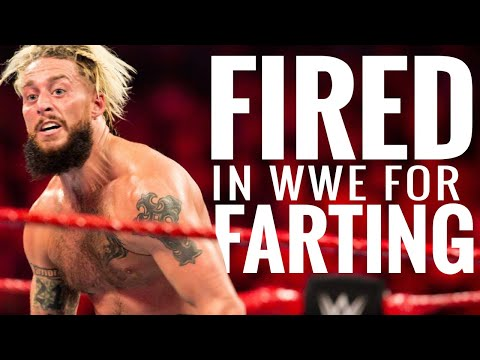 5 WWE Wrestlers Fired For Stupidest Reasons!