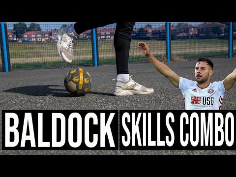 Baldock Skills Combo | Football Player Skills