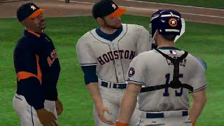 MVP Baseball 2016 Houston Astros Vs New York Yankees